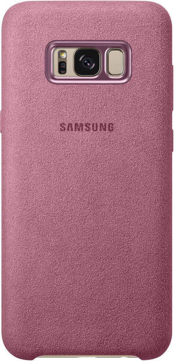 Samsung Handytasche »Alcantara Cover EF-XG955 für Galaxy S8+«