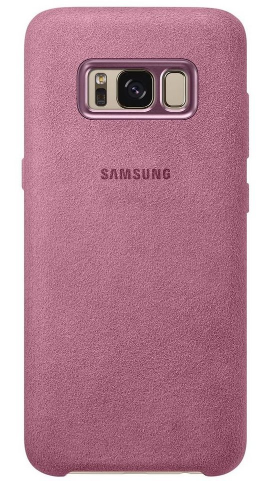 samsung handytasche alcantara cover ef xg950 f r galaxy. Black Bedroom Furniture Sets. Home Design Ideas
