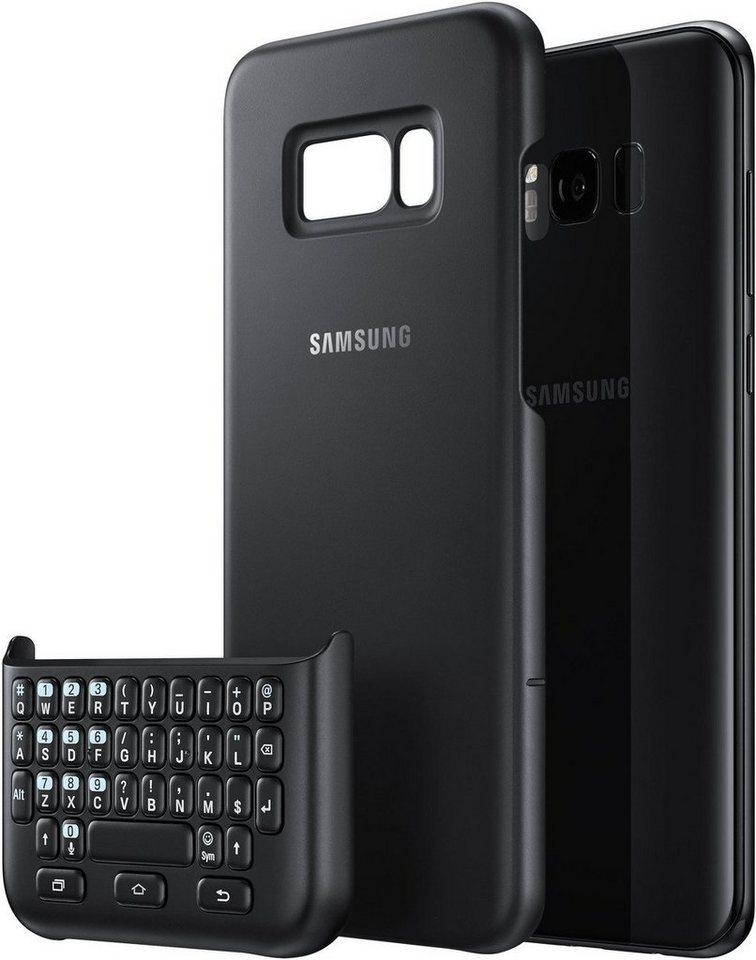 samsung handytasche keyboard case ej cg955 f r galaxy s8. Black Bedroom Furniture Sets. Home Design Ideas