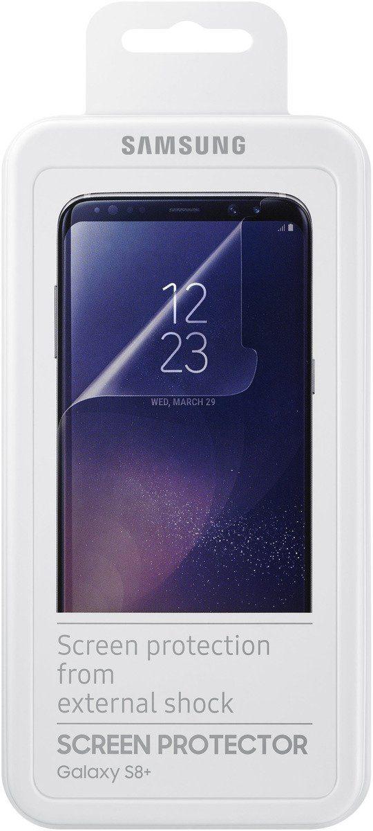 Samsung Folie »2x Display-Schutzfolie ET-FG955 für Galaxy S8+«