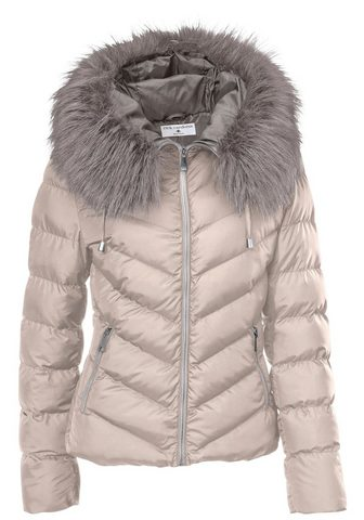 STYLE Куртка стеганая с нежный Fü...
