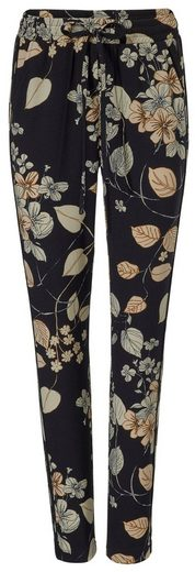 ASHLEY BROOKE by Heine Druckhose mit Blumendessin