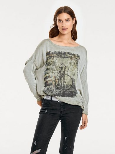 B.C. BEST CONNECTIONS by Heine Druckshirt im Oversized-Look