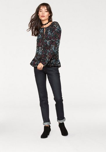 Q/S designed by Slim-fit-Jeans Catie, mit Stretch