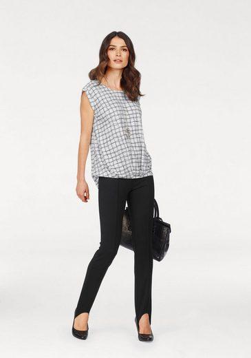Laura Scott T-Shirt, mit gekrempelten Ärmeln