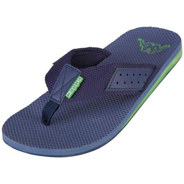Kappa »CRYO« Zehentrenner mit softer, flexibler Sohle   Schuhe > Sandalen & Zehentrenner > Zehentrenner   Kappa