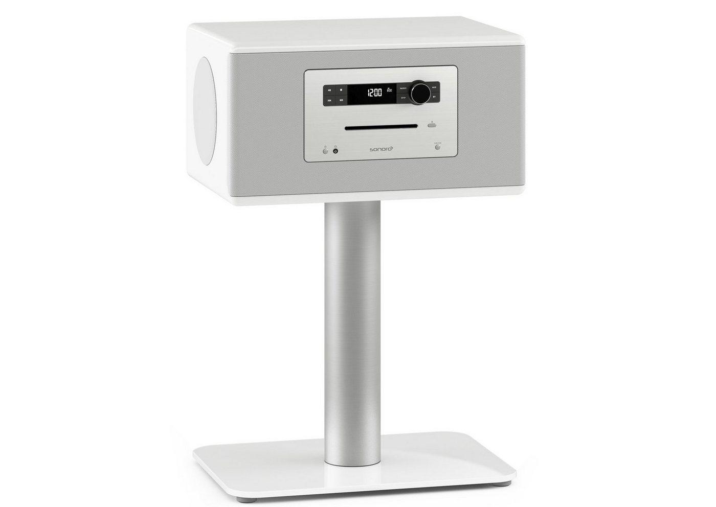 sonoro 3-Wege Stereo Musiksystem mit Bluetooth, FM / DAB+  und  CD-Player »sonoroHIFI« - Preisvergleich