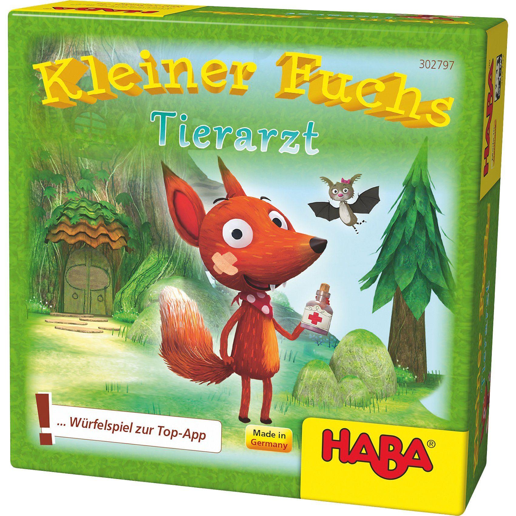 Haba Kleiner Fuchs Tierarzt