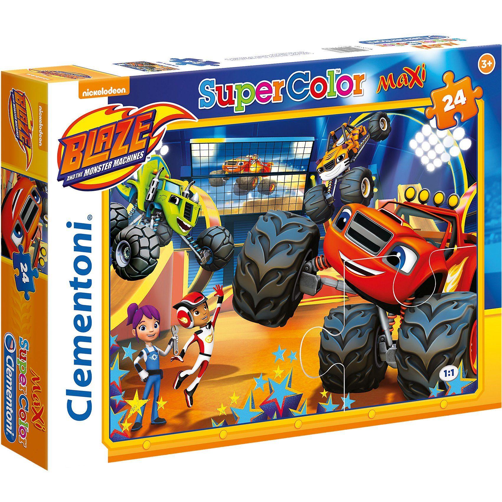 Clementoni® Maxipuzzle 24 Teile - Blaze