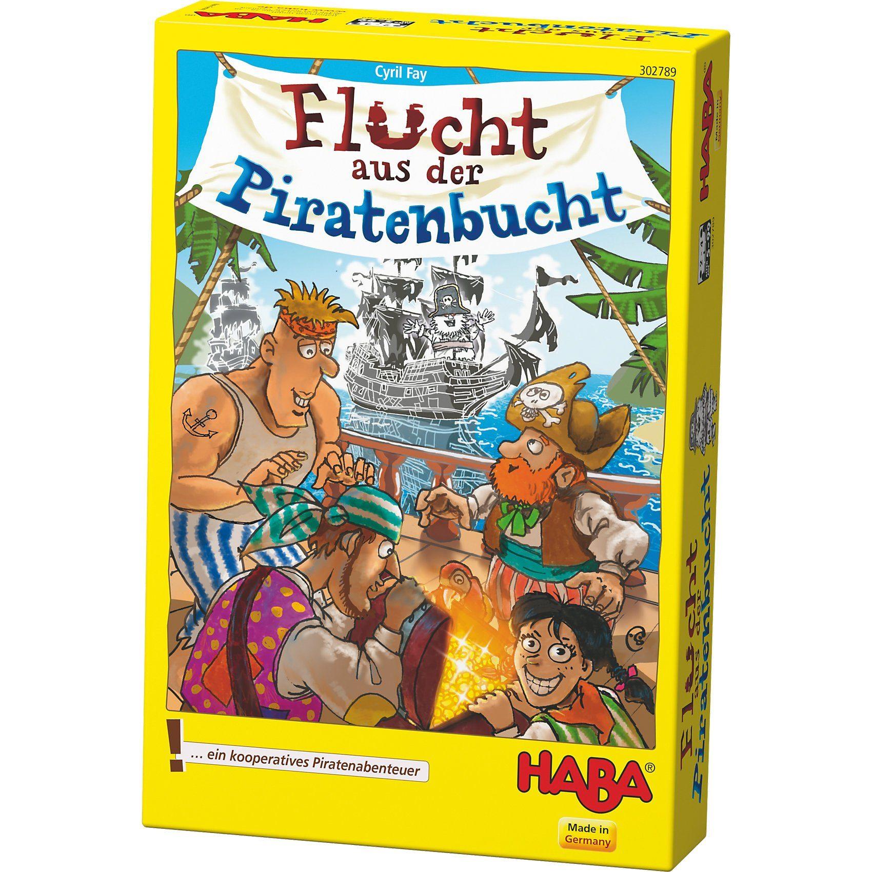 Haba Flucht aus der Piratenbucht