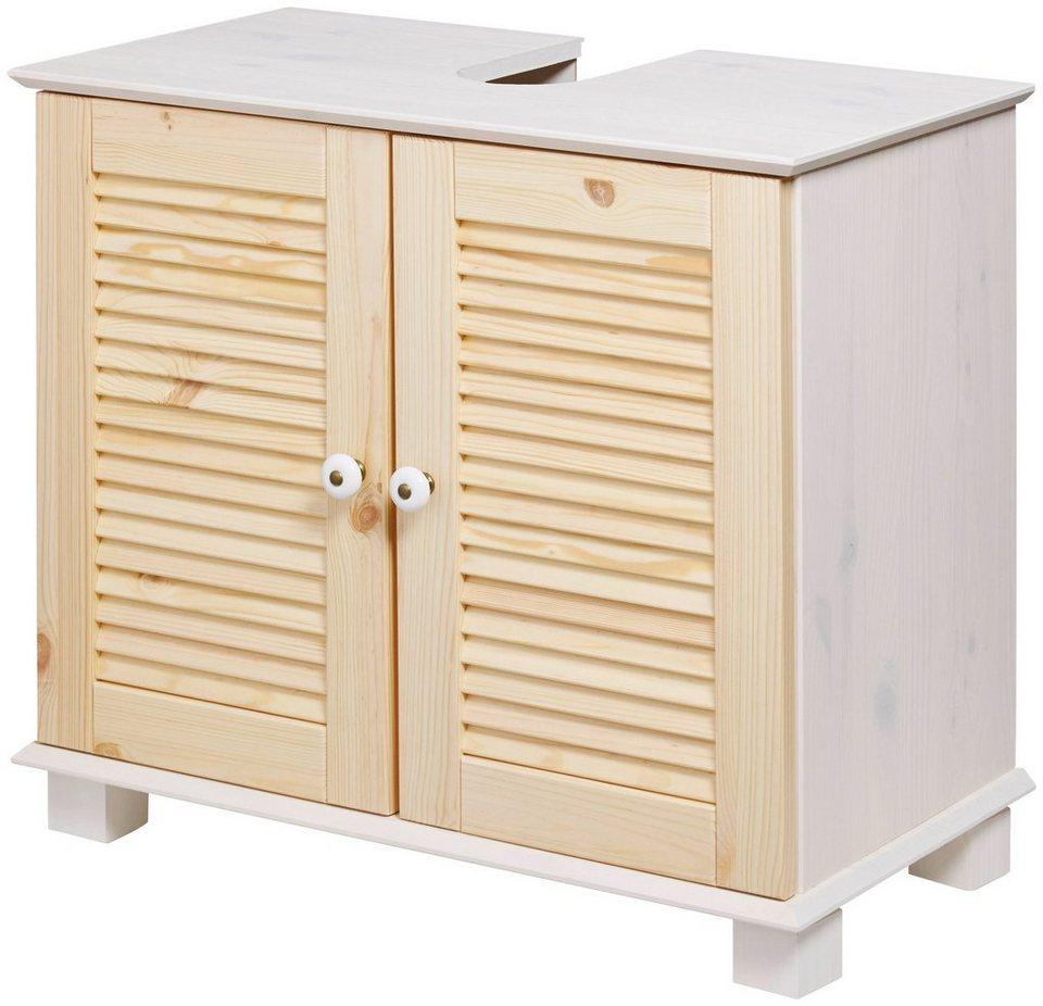 konifera waschbeckenunterschrank sund breite 63 cm online kaufen otto. Black Bedroom Furniture Sets. Home Design Ideas