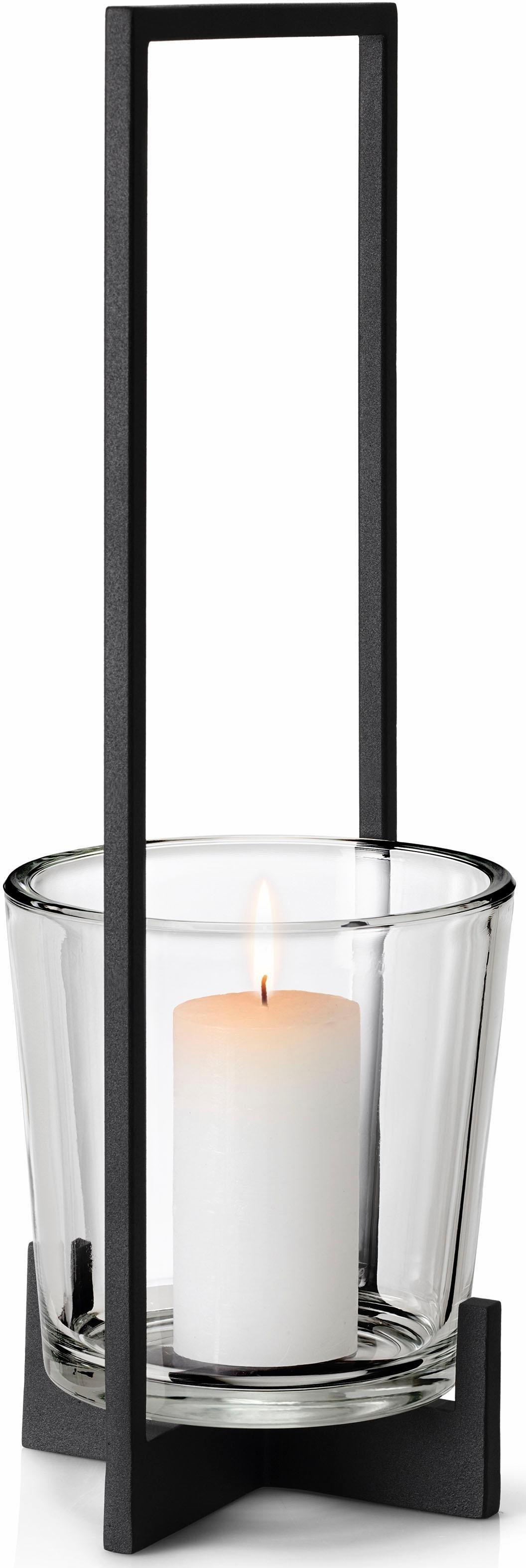 Blomus Laterne »NERO« | Dekoration > Kerzen und Kerzenständer > Laternen | Matt | Glas - Stahl | BLOMUS