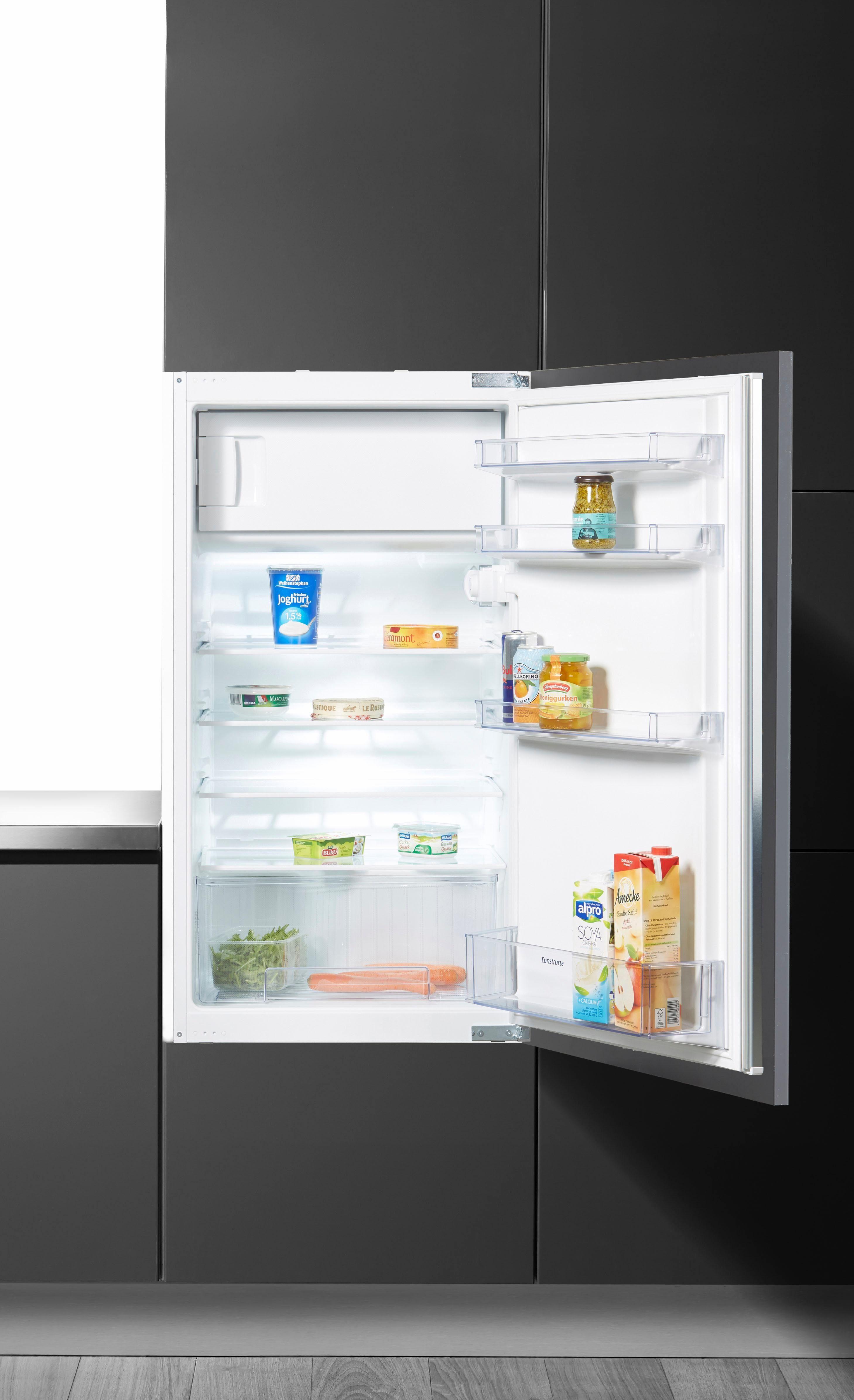 Constructa Einbaukühlgefrierkombination CK64305, 102,1 cm hoch, 54,1 cm breit, Energieklasse A+, 102,1 cm hoch, integrierbar