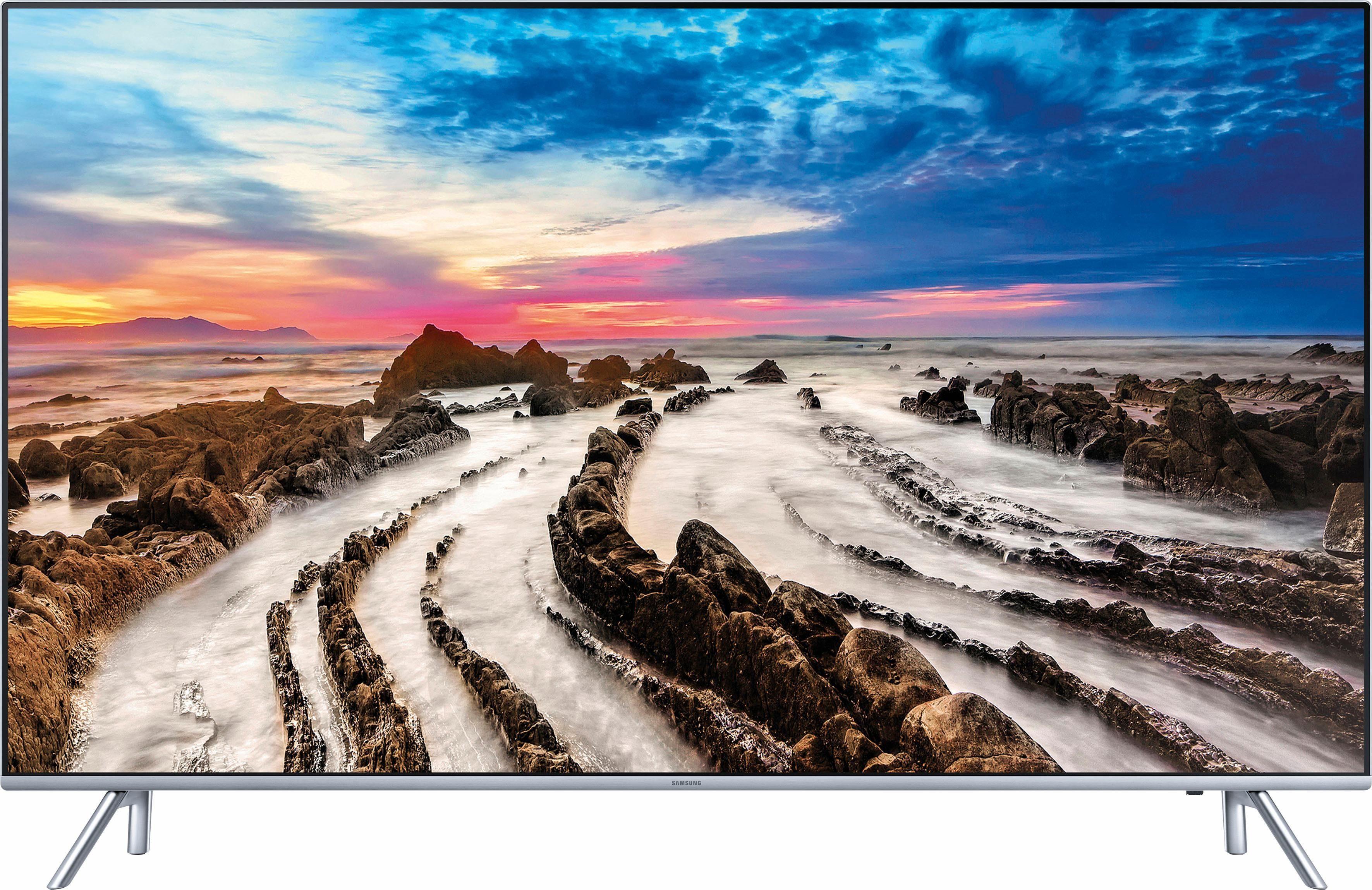 Samsung UE55MU7009TXZG LED Fernseher (138 cm / 55 Zoll, UHD/4K, Smart-TV)