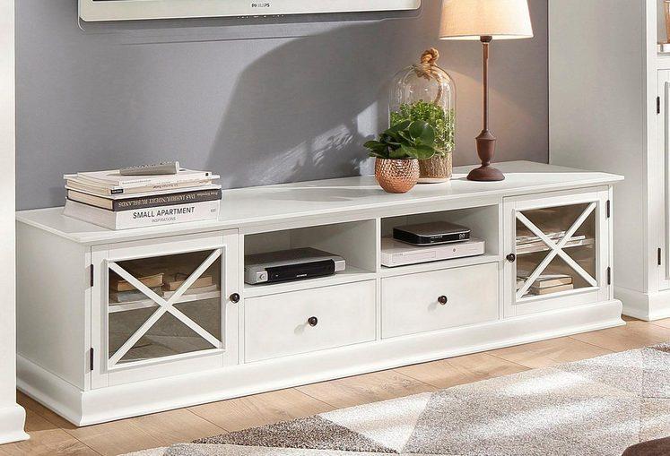 Home affaire TV-Lowboard »Cross«, Breite 180 cm