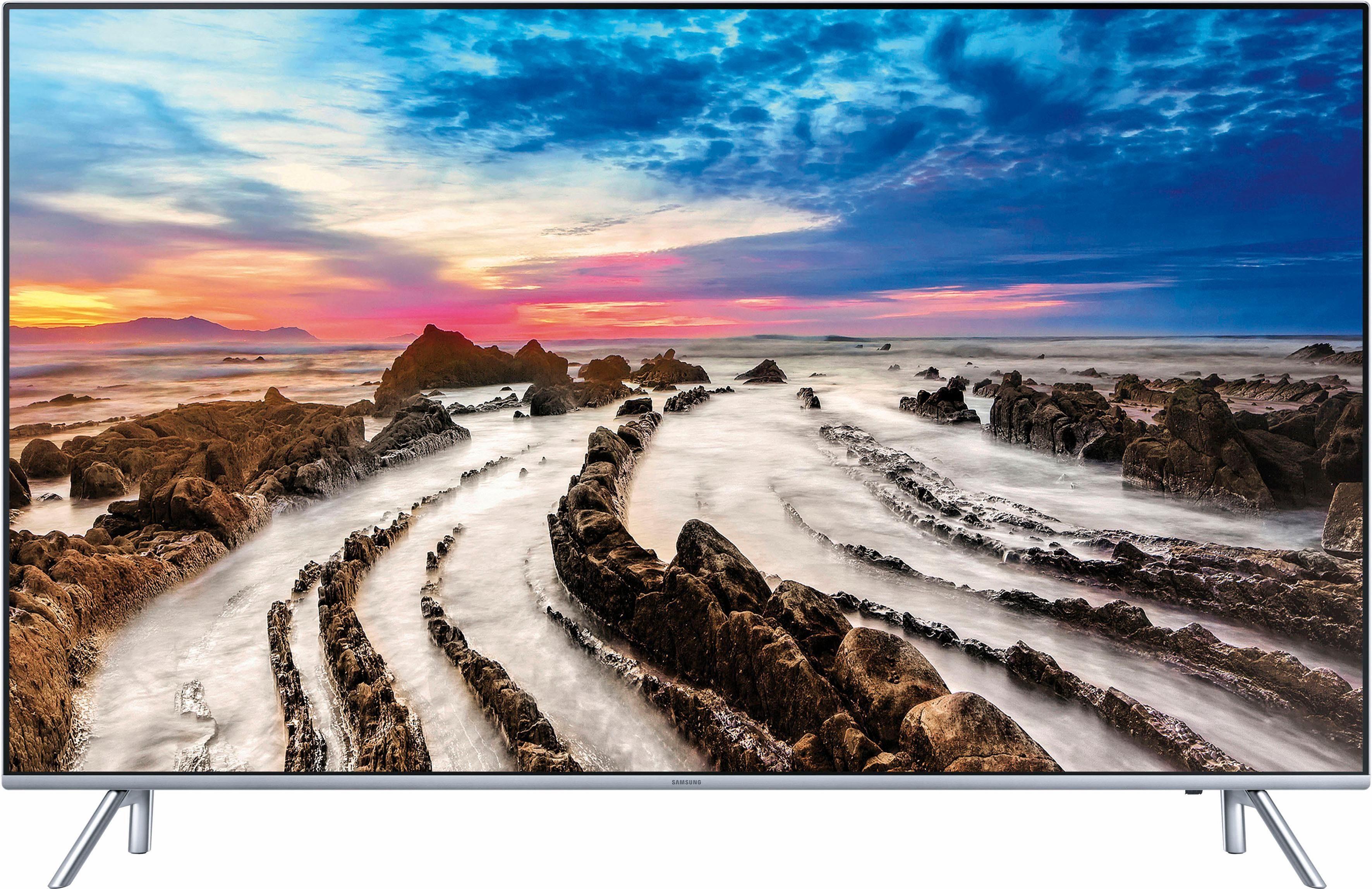 Samsung UE65MU7009TXZG LED Fernseher (163 cm / 65 Zoll, UHD/4K, Smart-TV)