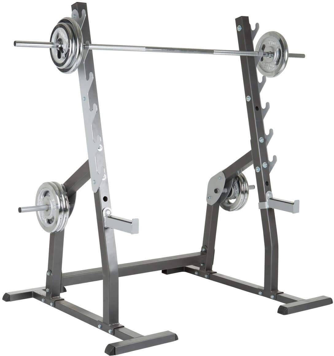 Mens Health Powertools Langhantelablage, »Powerrack Formex One«
