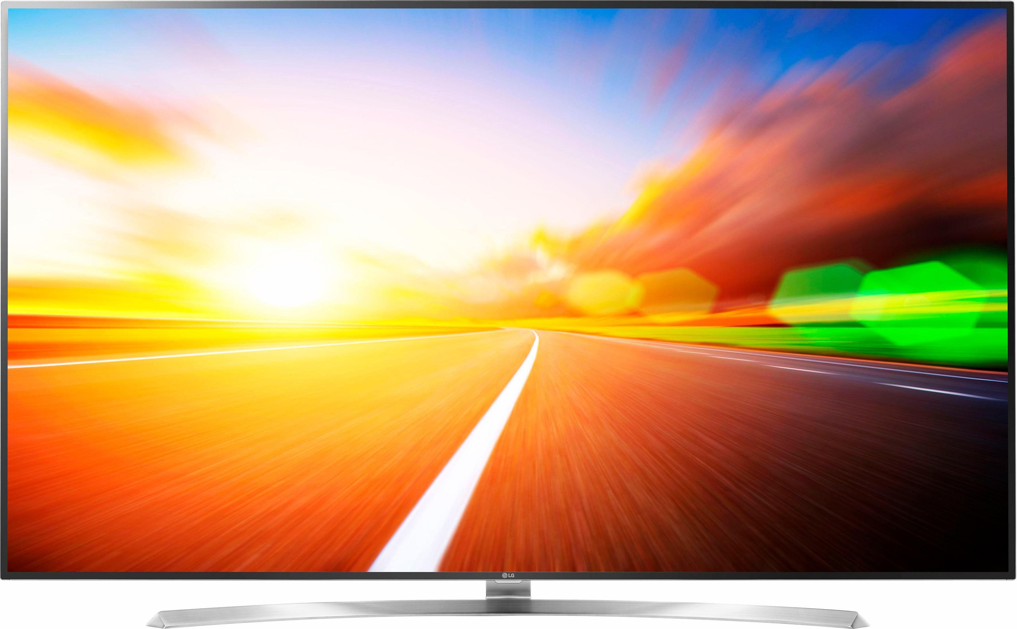 LG 75SJ955V LED Fernseher (189 cm / 75 Zoll, UHD/4K, Smart-TV)