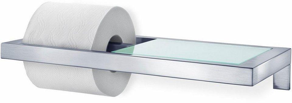 blomus wc rollenhalter menoto online kaufen otto. Black Bedroom Furniture Sets. Home Design Ideas