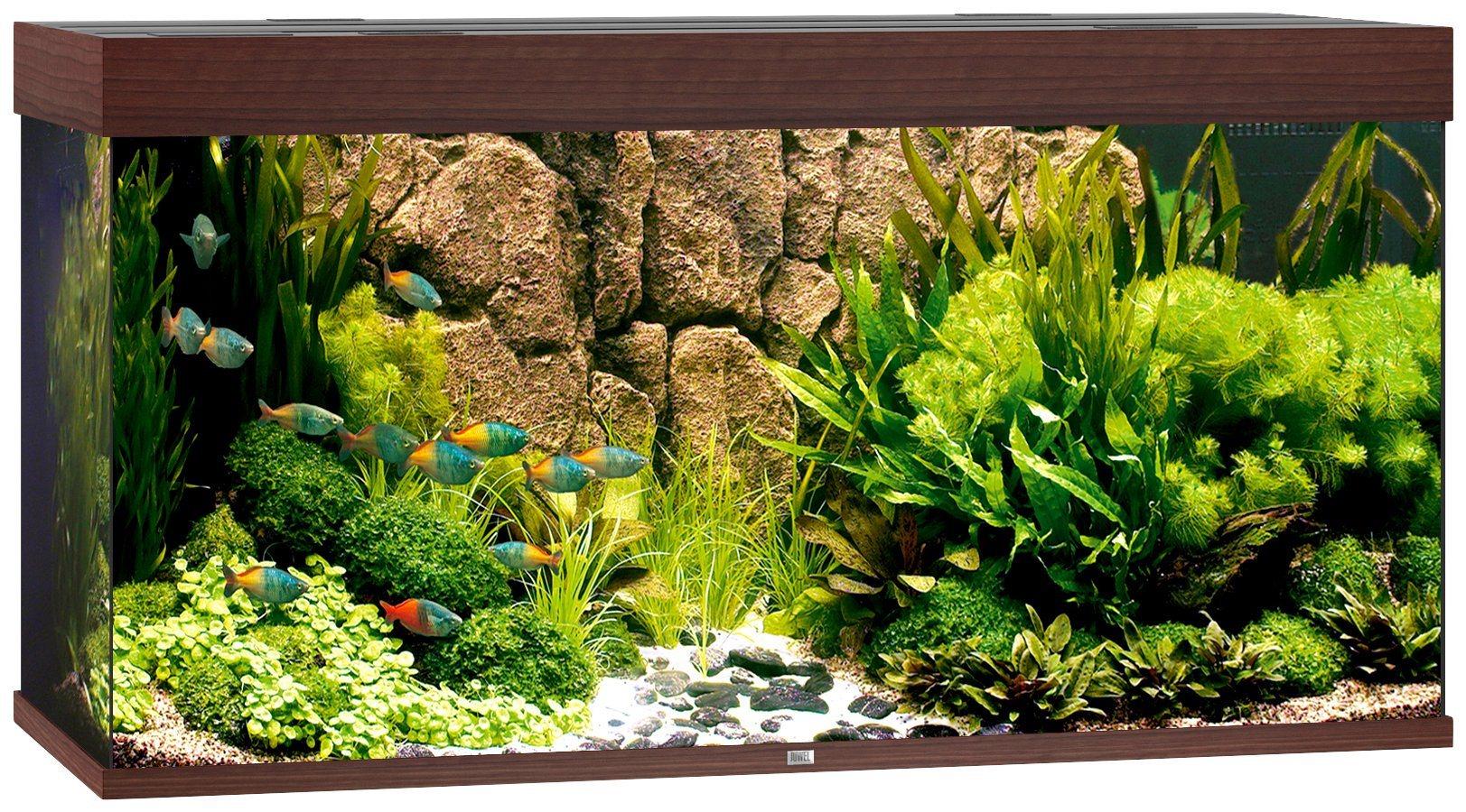 Aquarium »Rio 350 LED«, B/T/H: 121/51/66 cm , 350 l, in 4 Farben
