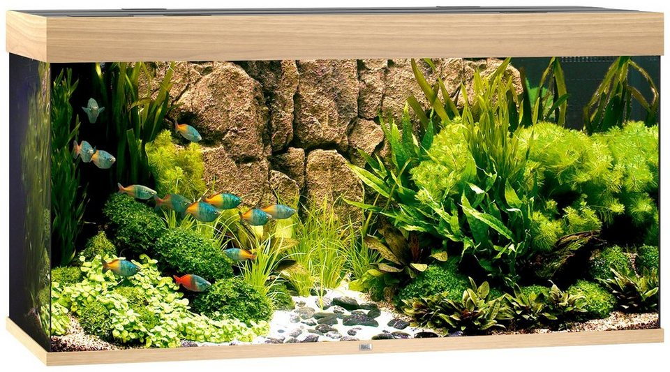 juwel aquarien aquarium rio 350 led b t h 121 51 66 cm 350 l in 4 farben online kaufen otto. Black Bedroom Furniture Sets. Home Design Ideas