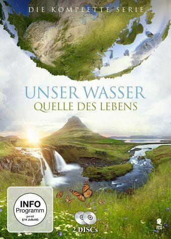 DVD »Unser Wasser - Quelle des Lebens (2 Discs)«
