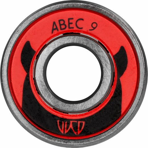 Wicked Kugellager »ABEC 9 Freespin«