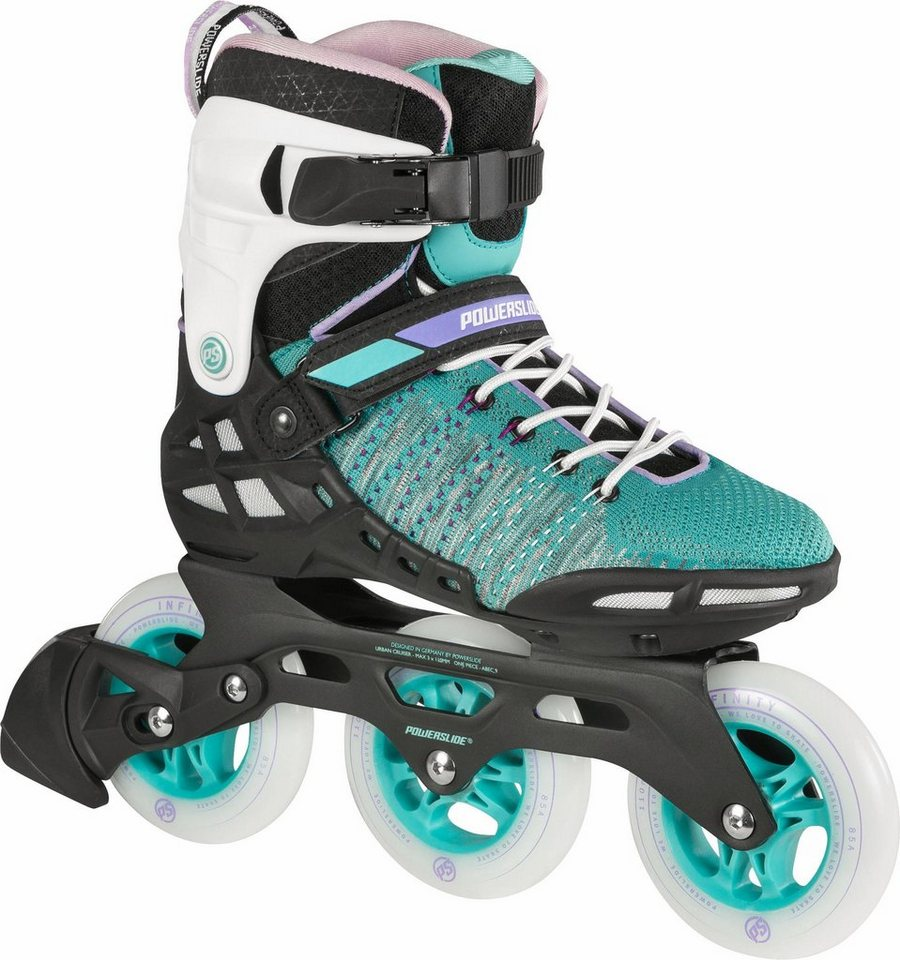 powerslide inline skates triskates damen phuzion. Black Bedroom Furniture Sets. Home Design Ideas