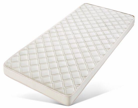 Komfortschaummatratze »Basic Einsteiger«, Traumecht, 13 cm hoch, Raumgewicht: 28, (1-tlg), 2 Härtegrade