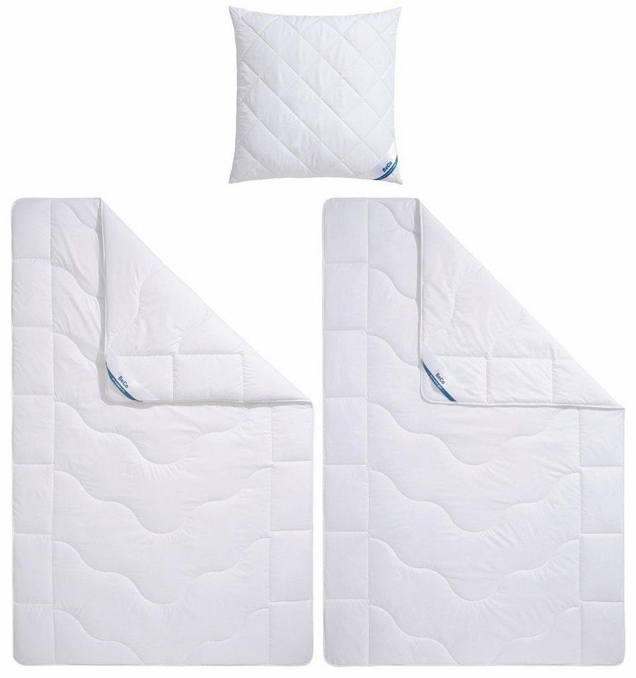 bettdeckenset cool thermo beco 4 jahreszeiten das set f r das ganze jahr k hlend im. Black Bedroom Furniture Sets. Home Design Ideas
