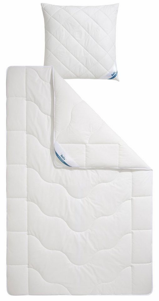 Bettdecke Kopfkissen Beco Proneem Beco Warm Material Fullung Polyester Set Online Kaufen Otto