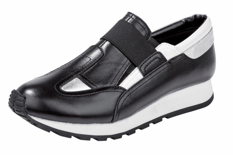 Andrea Conti Sneaker online kaufen  schwarz#ft5_slash#weiß
