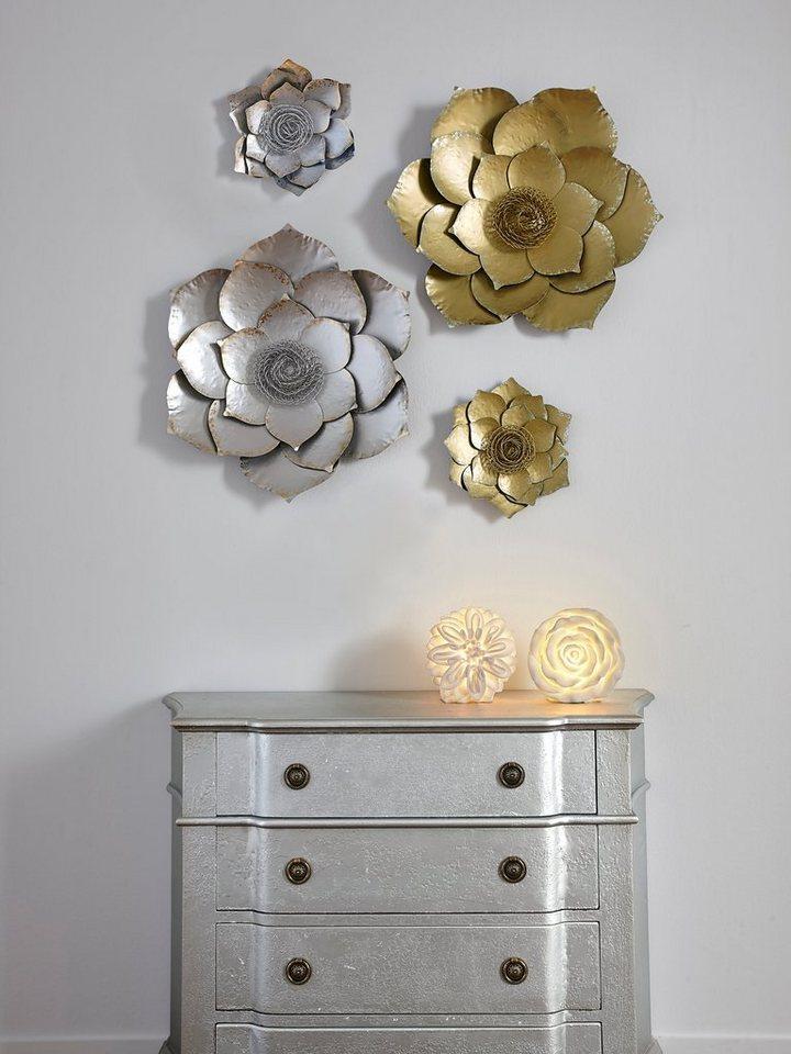 heine home wand deko bl te online kaufen otto. Black Bedroom Furniture Sets. Home Design Ideas