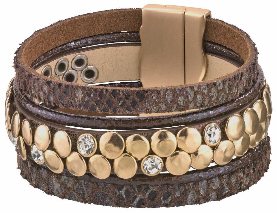 Heine Armband mit Animalprägung