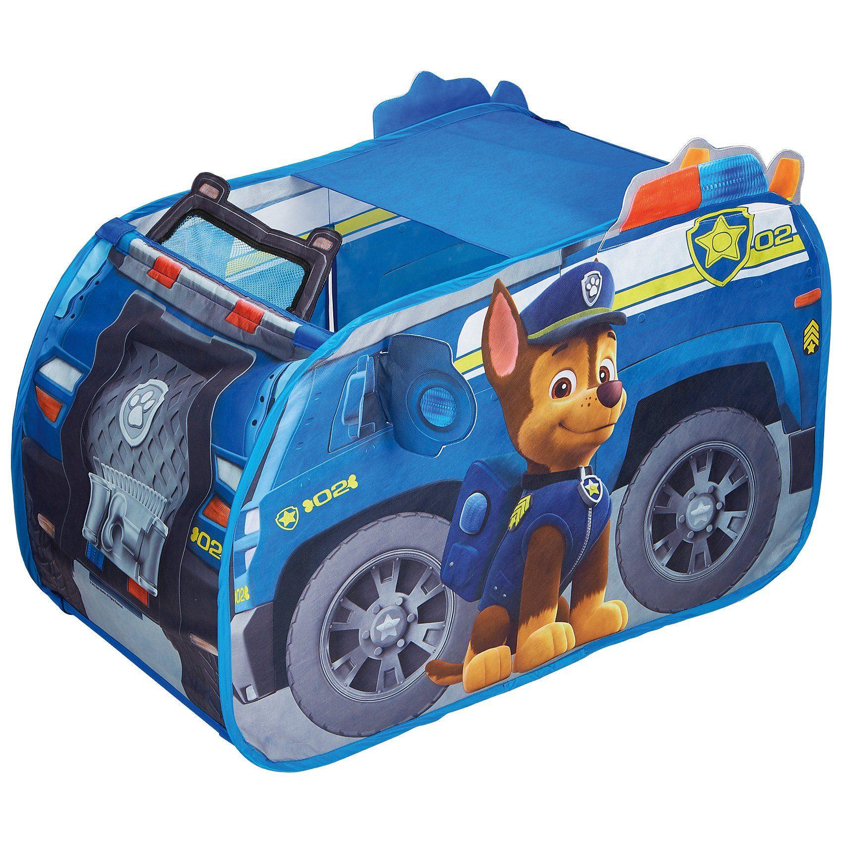 WORLDS APART Spielzelt Polizei, Paw Patrol Chase
