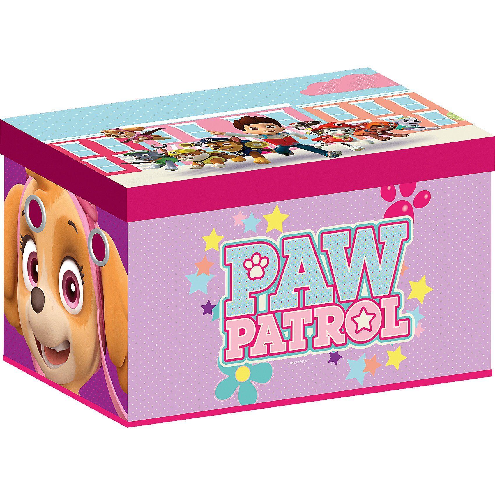 Aufbewahrungsbox, Paw Patrol Girl