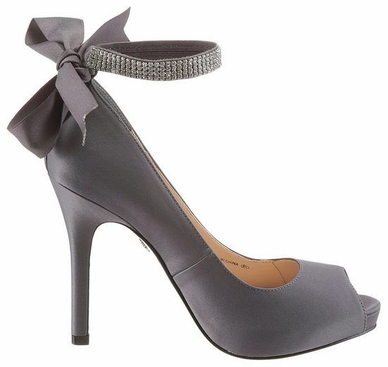 Nina Peeptoepumps, With Elegant Ankle