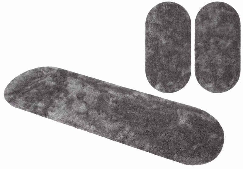 Hochflor-Bettumrandung »Dana« Bruno Banani, Höhe 30 mm, (3-tlg), getuftet