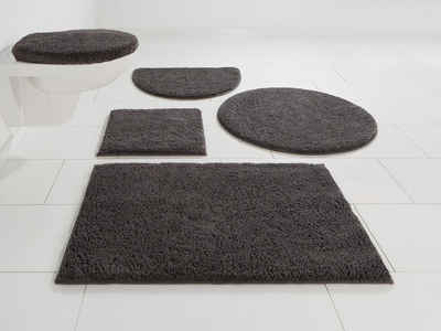 Badematte, Home Affaire Collection, »Maren«, Bio Baumwolle, Höhe 15 Mm