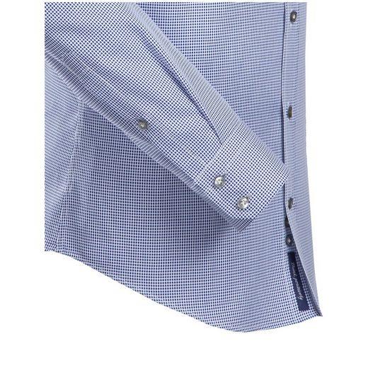 Jacques Britt Businesshemd Blue Label, Kent-kragen
