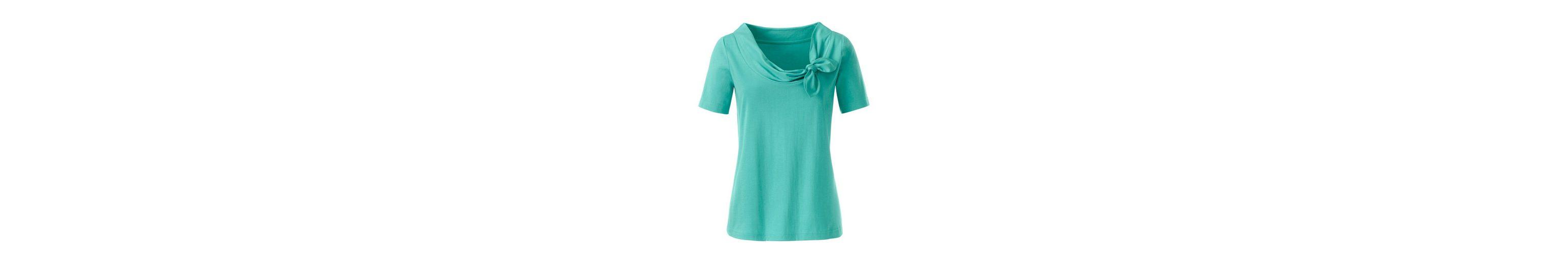 Basics Basics seitlichen Basics Classic mit mit Shirt seitlichen Schleife Classic Classic Schleife Shirt q816XX
