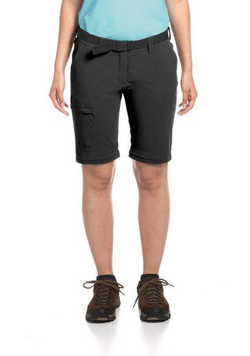Maier Sports Funktionshose Inara slim zip, aus bi-elastischem Material