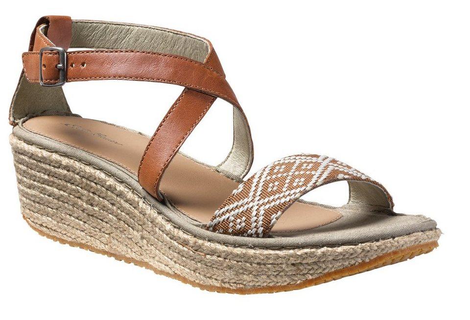 eddie bauer kara sandale mit keilabsatz kaufen otto. Black Bedroom Furniture Sets. Home Design Ideas