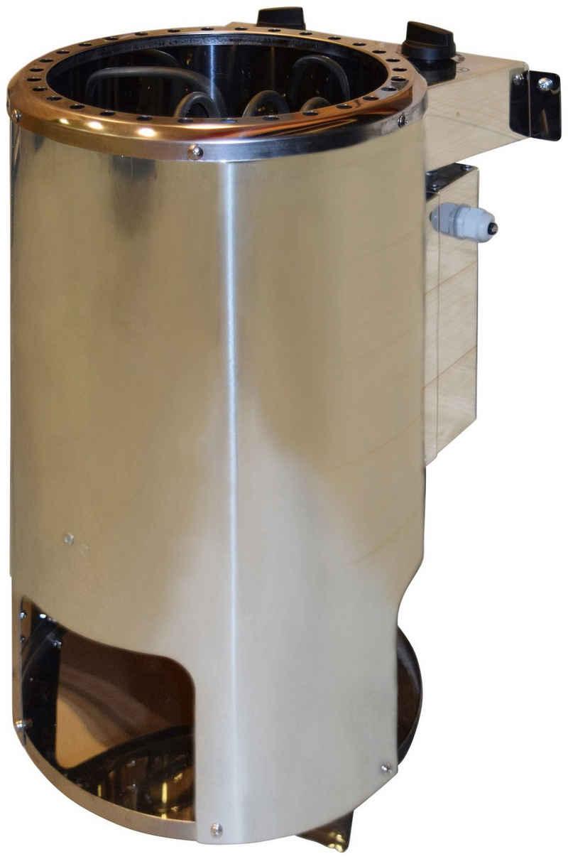 weka Saunaofen »Kompakt«, 3,6 kW, integrierte Steuerung