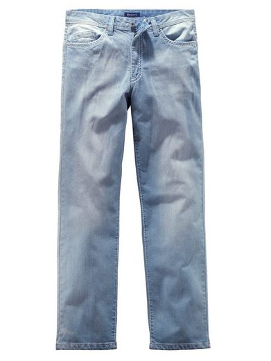 Babista 5-Pocket-Jeans in modischer Used-Optik
