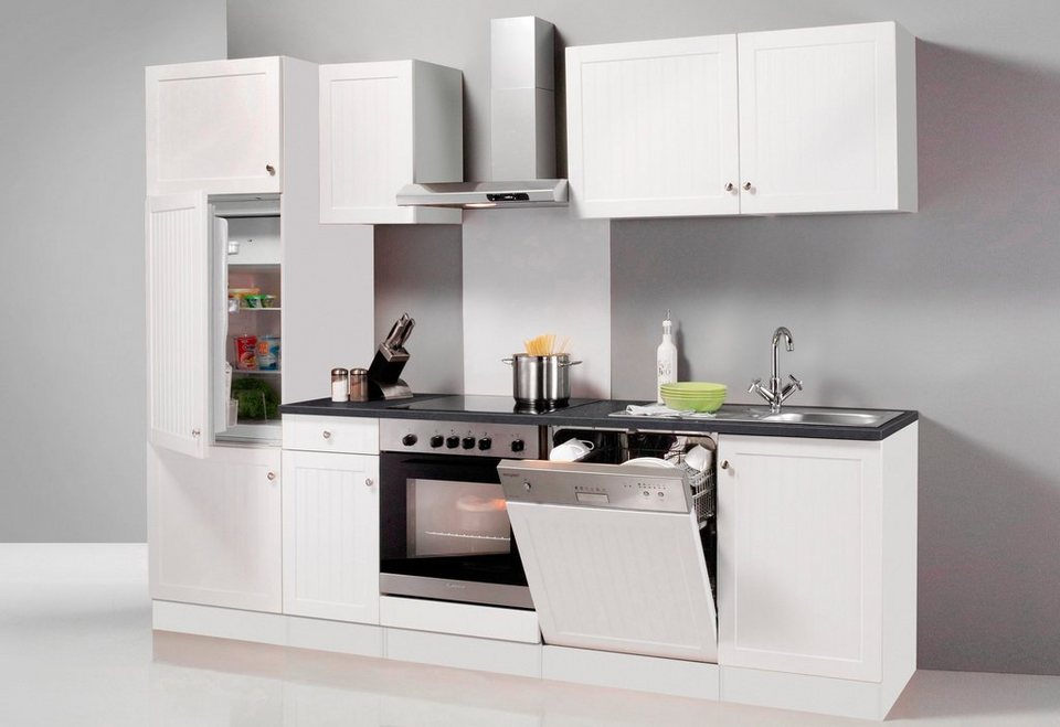 OPTIFIT Küchenzeile ohne E-Geräte »Bornholm, Breite 270 cm« online kaufen |  OTTO