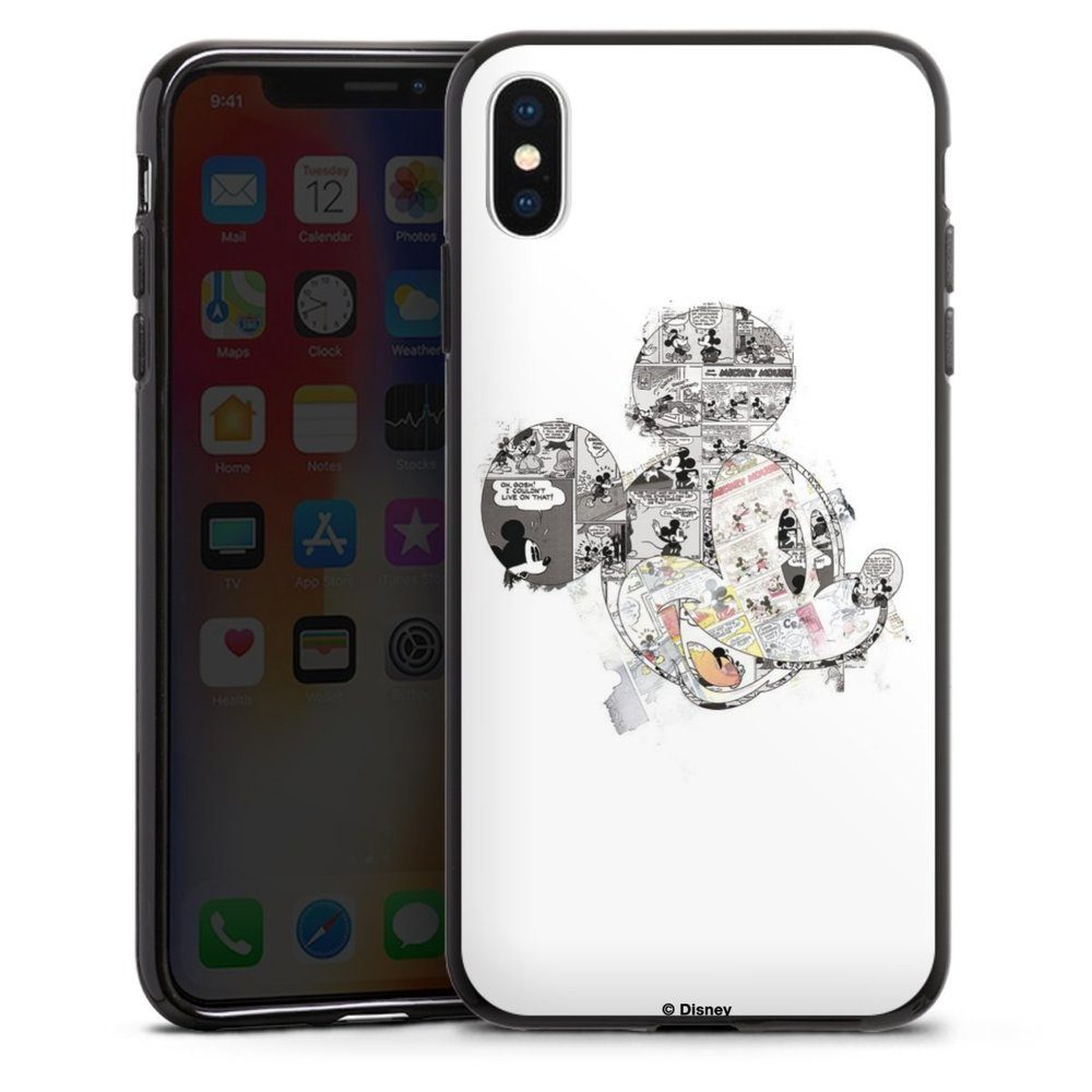 DeinDesign Handyhülle »Mickey Mouse Collage« Apple iPhone Xs Max, Hülle Mickey Mouse Offizielles Lizenzprodukt Disney online kaufen | OTTO