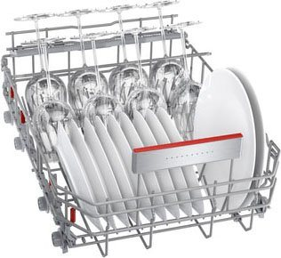 Küchengroßgeräte - BOSCH vollintegrierbarer Geschirrspüler Serie 6, SPV6ZMX23E, 10 Maßgedecke  - Onlineshop OTTO