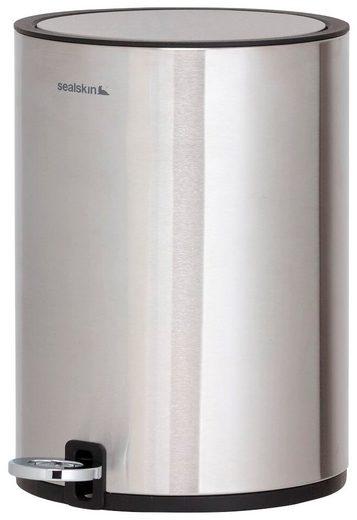 SEALSKIN Treteimer »Industrial«, 27 x 25.2 x 18.5 cm
