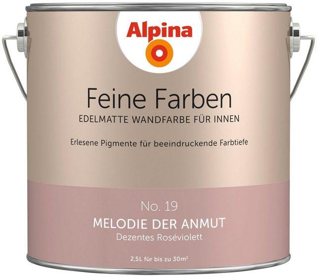 Alpina Feine Farben Melodie der Anmut, lila